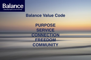 Balance Value Code