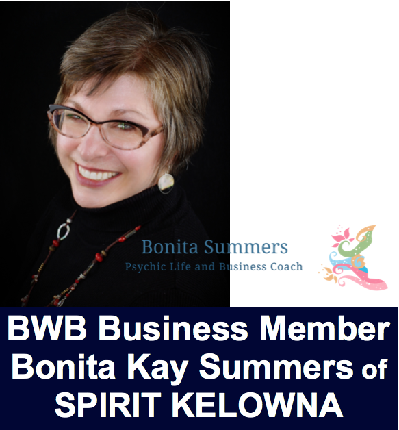 Bonita Summers - Psychic Life & Business Coach