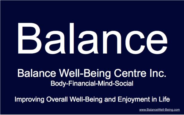 BalanceWell-Being.com