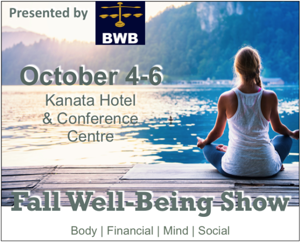 Fall Well-Being SHOW 2019
