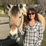 "C ""EXPERIENCE THE HEALING POWER OF ANIMALS""- Heather Henderson"