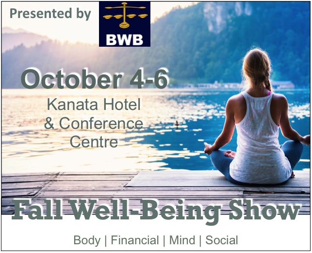 FALL Well-Being SHOW @ Kanata Hotel and Conference Centre